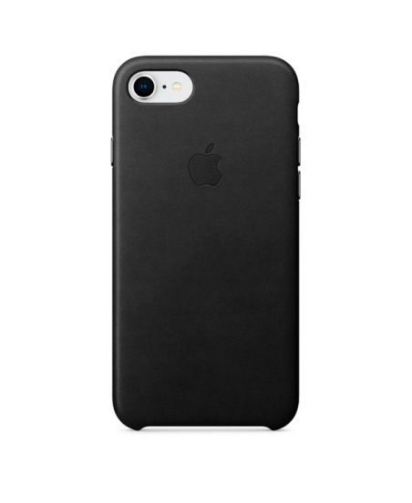 Чехол для iPhone Apple iPhone 8 / 7 Leather Case Black